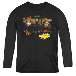 Image for MirrorMask Women's Long Sleeve T-Shirt - Hungry