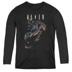 Image for Alien Women's Long Sleeve T-Shirt - Form and Void