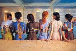 Image for Pink Floyd Back Art Poster
