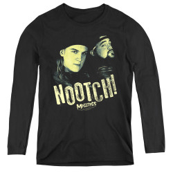 Image for Mallrats Women's Long Sleeve T-Shirt - Nootch