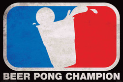 Image for Beer Pong Champion Poster