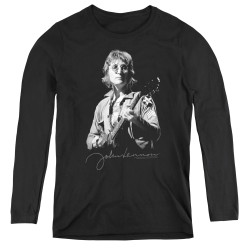 Image for John Lennon Women's Long Sleeve T-Shirt - Iconic