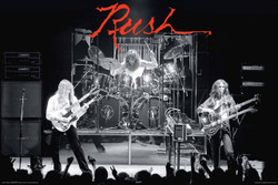 Image for Rush Hemispheres Poster