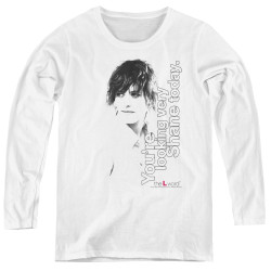 Image for The L Word Women's Long Sleeve T-Shirt - Looking Shane Today