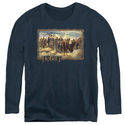Image for The Hobbit Women's Long Sleeve T-Shirt - Hobbit & Company