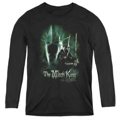 Image for Lord of the Rings Women's Long Sleeve T-Shirt - the Witch King of Angmar