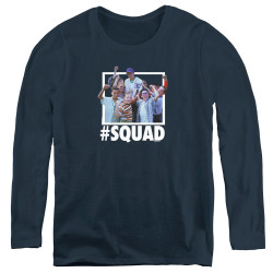 Image for The Sandlot Women's Long Sleeve T-Shirt - #Squad