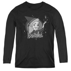 Image for Bewitched Women's Long Sleeve T-Shirt - Snap