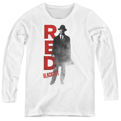 Image for Blacklist Women's Long Sleeve T-Shirt - Red