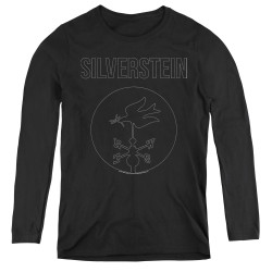 Image for Silverstein Women's Long Sleeve T-Shirt - Contour