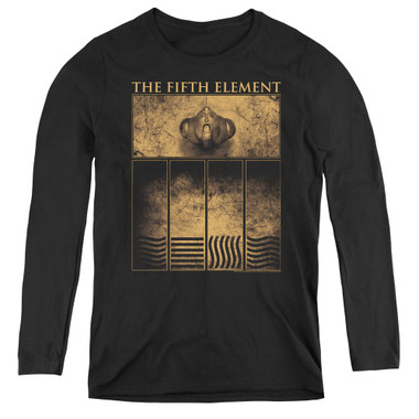 Image for The Fifth Element Women's Long Sleeve T-Shirt - Supreme