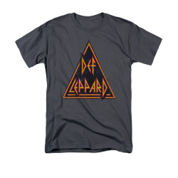 Image for Def Leppard T-Shirt - Distressed Logo