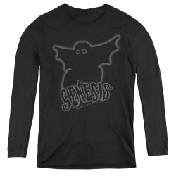 Image for Genesis Women's Long Sleeve T-Shirt - Watcher of the Skies