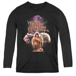 Image for The Dark Crystal Women's Long Sleeve T-Shirt The Good Guys