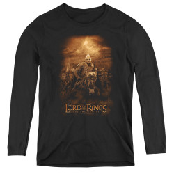 Image for Lord of the Rings Women's Long Sleeve T-Shirt - Riders of Rohan