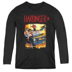 Image for Harbinger Women's Long Sleeve T-Shirt - Vintage