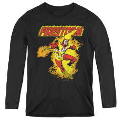 Image for Firestorm Women's Long Sleeve T-Shirt
