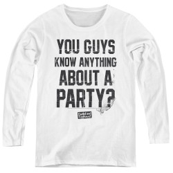 Image for Dazed and Confused Women's Long Sleeve T-Shirt - Party Time