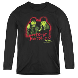 Image for Mallrats Women's Long Sleeve T-Shirt - Snootchie Bootchies