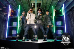 Image for Mindless Behavior Poster - the Band