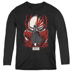 Image for Bleach Women's Long Sleeve T-Shirt - Legacy
