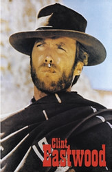 Image for Clint Eastwood Poster - Western