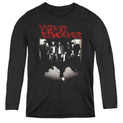 Image for Velvet Revolver Women's Long Sleeve T-Shirt - Group Shot