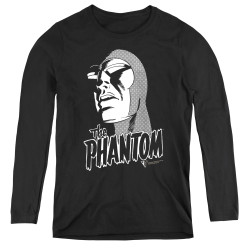 Image for The Phantom Women's Long Sleeve T-Shirt - Inked