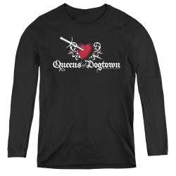Image for Californication Women's Long Sleeve T-Shirt - Queens of Dogtown