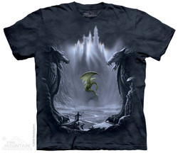 Image for The Mountain T-Shirt - Lost Valley