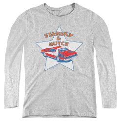 Image for Starsky & Hutch Women's Long Sleeve T-Shirt - Gran Torino