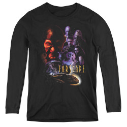 Image for Farscape Criminally Epic Women's Long Sleeve T-Shirt
