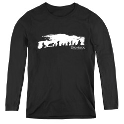 Image for Lord of the Rings Women's Long Sleeve T-Shirt - the Fellowship
