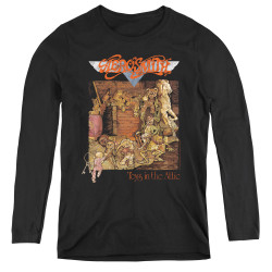 Image for Aerosmith Women's Long Sleeve T-Shirt - Toys