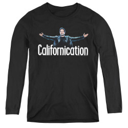 Image for Californication Women's Long Sleeve T-Shirt - Outstretched