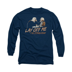 Image for Saturday Night Live Long Sleeve T-Shirt - Lay Off Me