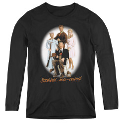 Image for The Beverly Hillbillies Women's Long Sleeve T-Shirt - Sophistimacated