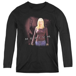 Image for Medium Women's Long Sleeve T-Shirt - Allison