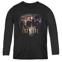 Image for Farscape Cast Women's Long Sleeve T-Shirt