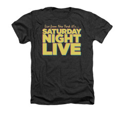 Image for Saturday Night Live Heather T-Shirt - Live From New York