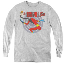 Image for The Elongated Man Youth Long Sleeve T-Shirt