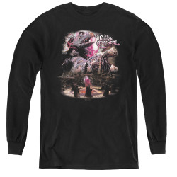 Image for The Dark Crystal Youth Long Sleeve T-Shirt - Power Mad