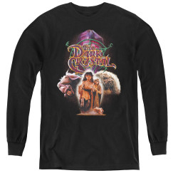 Image for The Dark Crystal Youth Long Sleeve T-Shirt - The Good Guys