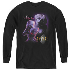 Image for Farscape Chiana Youth Long Sleeve T-Shirt