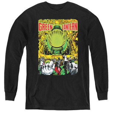 Image for Green Lantern #200 Cover Youth Long Sleeve T-Shirt