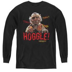 Image for Labyrinth Youth Long Sleeve T-Shirt - Hoggle