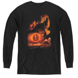 Image for Lord of the Rings Youth Long Sleeve T-Shirt -Destroy the Ring