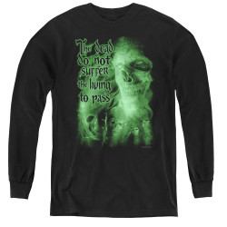 Image for Lord of the Rings Youth Long Sleeve T-Shirt -King of the Dead