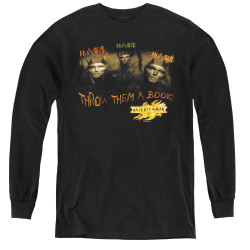 Image for MirrorMask Youth Long Sleeve T-Shirt - Hungry