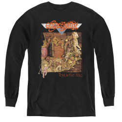 Image for Aerosmith Youth Long Sleeve T-Shirt - Toys